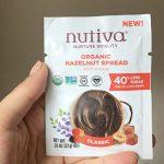 Nutiva, オーガニック・ヘーゼルナッツ・スプレッド★約65円でこの濃厚さをお試し♪